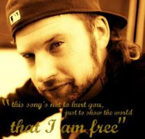 I Am Free by Monroe-West