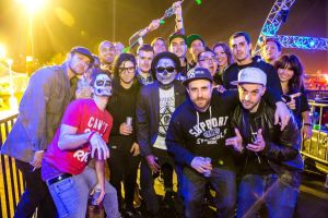 Skrillex and Friends by amy291000