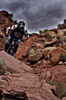 Moab Downhill by bennance