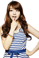 Minah (Girl's Day) PNG Render by classicluv