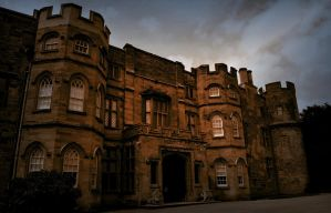 Croft Castle with atmosphere by Forestina-Fotos