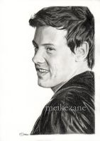 Cory Monteith by MeikeZane