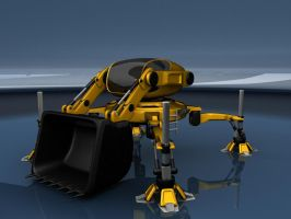 Earth Mover Concept by LRSeinAuto
