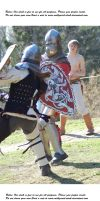 Knights Do Battle (29) by Mithgariel-stock