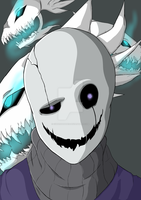 W. D. Gaster by CutiePatates