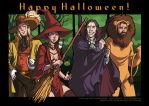 Happy Halloween 2008 by aimo