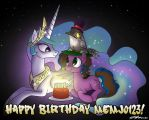 HAPPY BIRTHDAY MEMJ0123! by johnjoseco