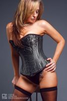 Maria's Corset by lowtekphoto