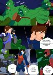 Heroic Chaos Chp 1 Pg: 1 by ghost-nerdy