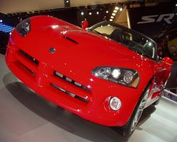 Dodge Viper 2004 DET Show by fuzi0n