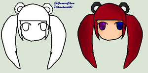 Me Oc or diff Oc by ExGamerChan