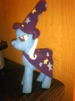 The Great and Powerful Trixie by russkyguy1917