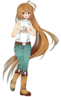 Commission fullbody Cici88 by ShineArtworks