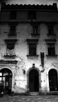 spooky tenement by KrvavaMery