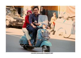 URBAN PREWEDDING II by chandra7
