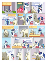 FiM TNtMD - Page 25: This mistrust is mutual by ArofaTamahn