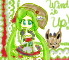 +:..:Wind It Up:..:+ by The-Pink-Green-Chibi