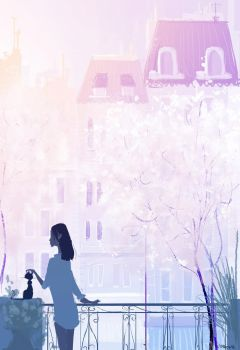Good morning mister snuffles by PascalCampion