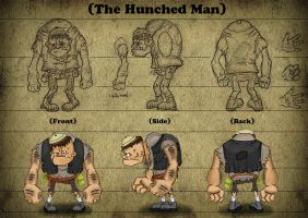 Hunchedman creating by Ehsartem