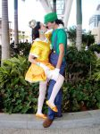 Sexy Princess Daisy And Luigi by Elsie-Marie