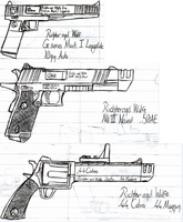 Richter and Wolfe Firearms 2 by Retal19
