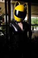 DRRR: Celty by electric-waffle