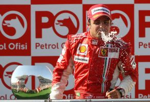 Felipe Massa great winner by sbahadir