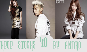 K-POP Models by Andro1990
