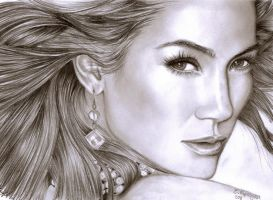 Jennifer Lopez by CreativElya