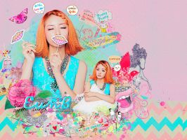 Ladies Code Pretty Pretty EunB by Bellacrix