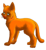 Final Cat From Tutorial by AngelStar100
