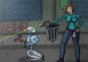 Robot execution by Rennis05