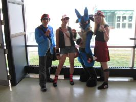 Check out these elite four. by Rebecca-47