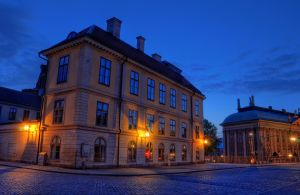 The Hessenstein Palace by HenrikSundholm