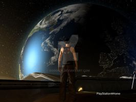 PS Home - Outer Space by goodben