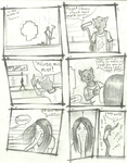 Green - sneezy comic page 1 by sneezydragon