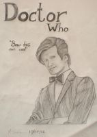 Doctor Who by cheekygirl-1997