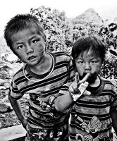 Sapa Children 3 by BiGds