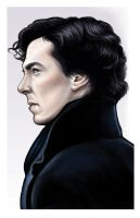 Sherlock by AshleighPopplewell