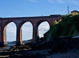 Tay Railway Bridge II by DundeePhotographics