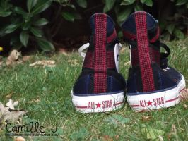 Converse All Star by Atmosphere-C