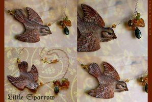 Little Sparrow by phee-adornments
