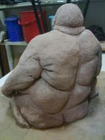 Fat sculpture low temperature by BrOk3nW1Ng5