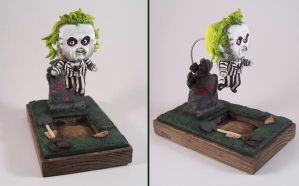 It's Showtime - inspired by Beetlejuice by siraudio