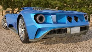 2017 Ford GT by SamCurry