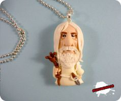 FIMO - Gandalf by buzhandmade