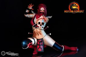 Skarlet Cosplay by Zettai-Cosplay