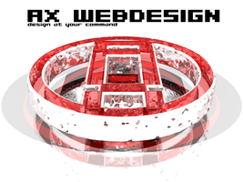 AX WEBDESIGN Wallpaper by reaped