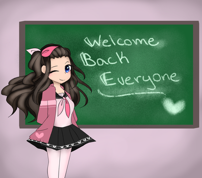 Welcome Back~! by MadDuckie76105