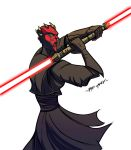 SWAPVEMBER:LADY MAUL by Sabrerine911